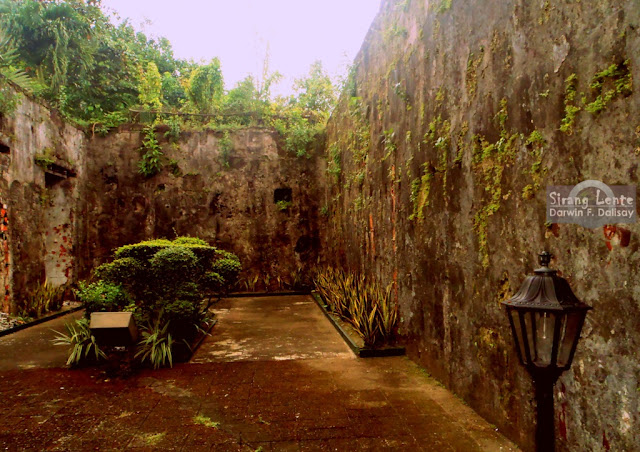 history of Fort Santiago 2020