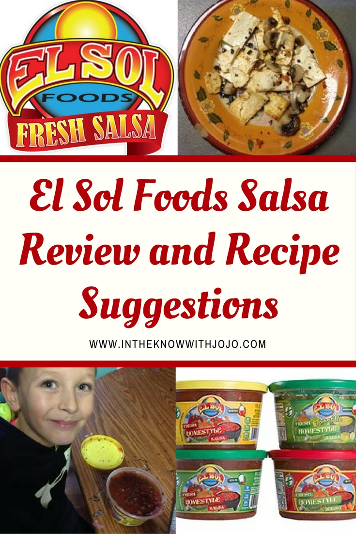 Treat your taste buds with El Sol Foods Salsa Recipe Suggestions!