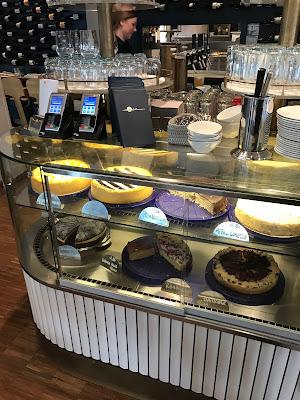 Fischer, Restaurant, cakes, view, inside, interior