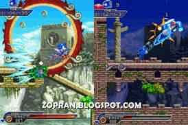 SAEPUL net: Sonic Unleashed Java Games