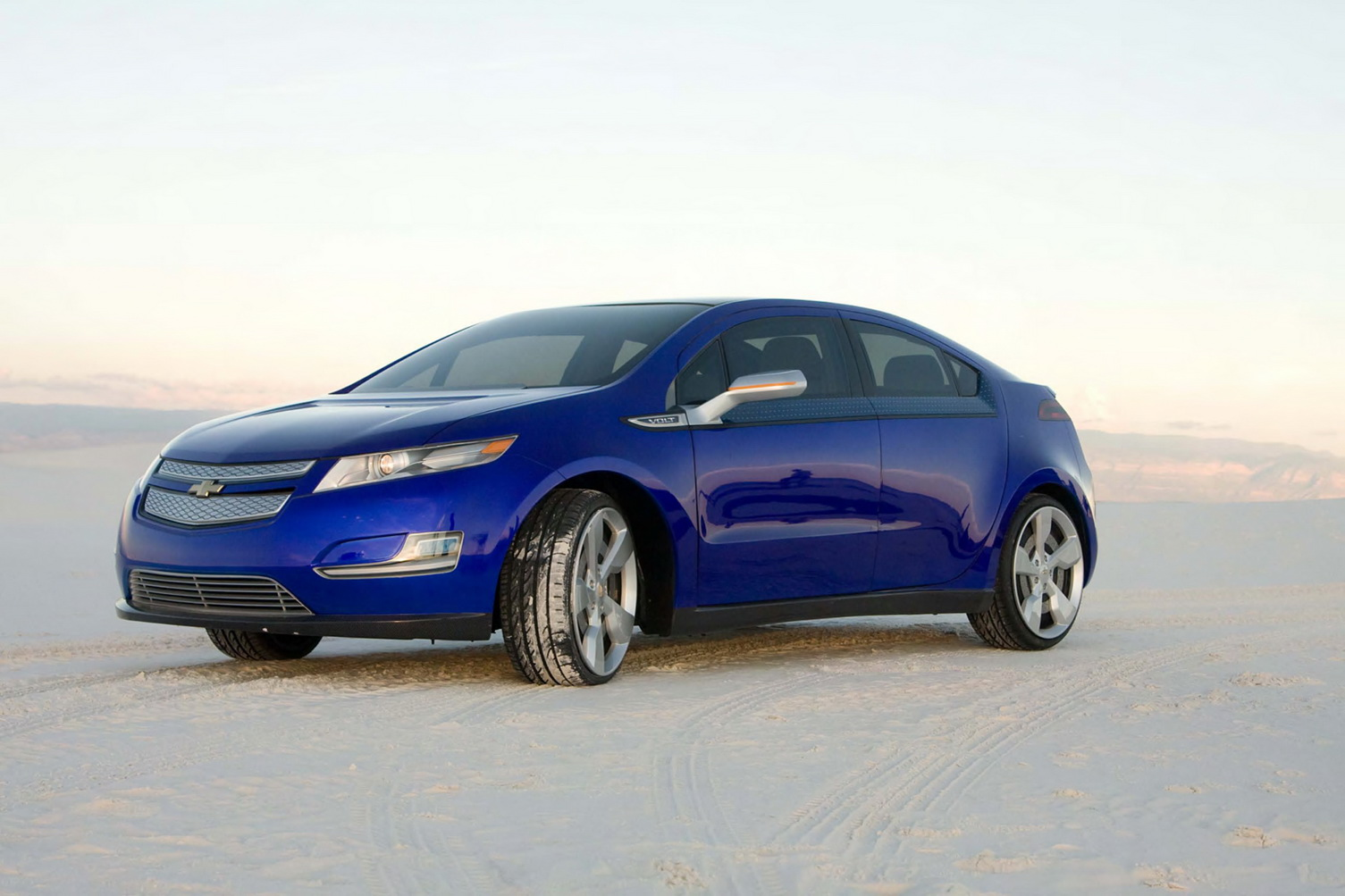 Chevrolet Volt Jolt Autobot