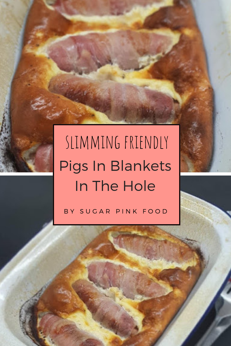 Pigs In Blankets In The Hole recipe slimming world