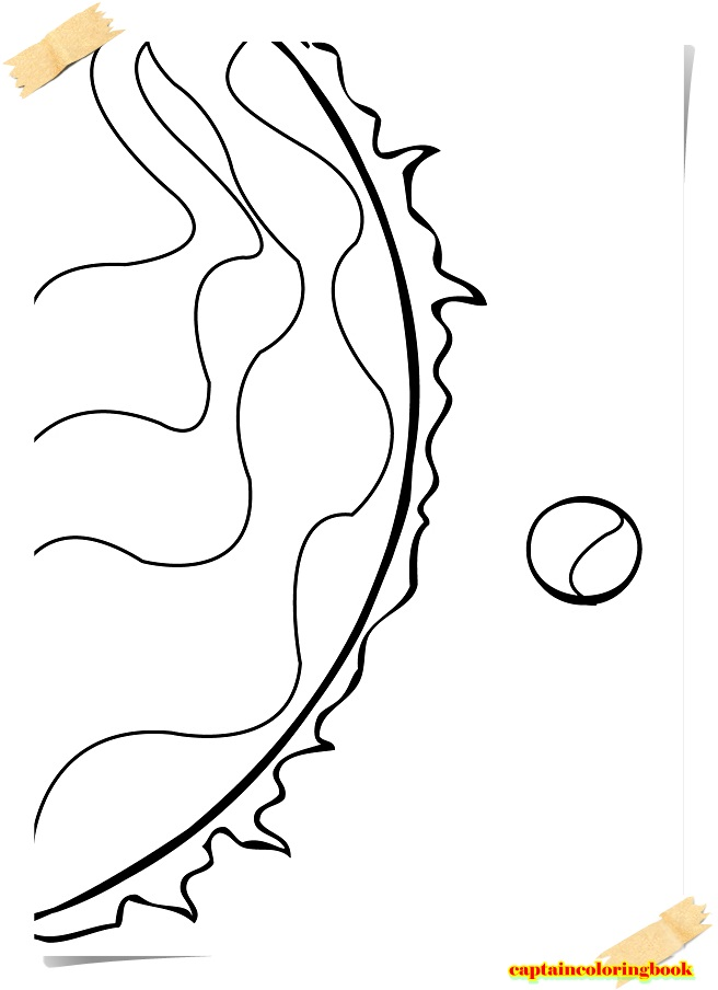 Solar System Coloring Pages-Sonnensystem-Malvorlagen - Coloring Page