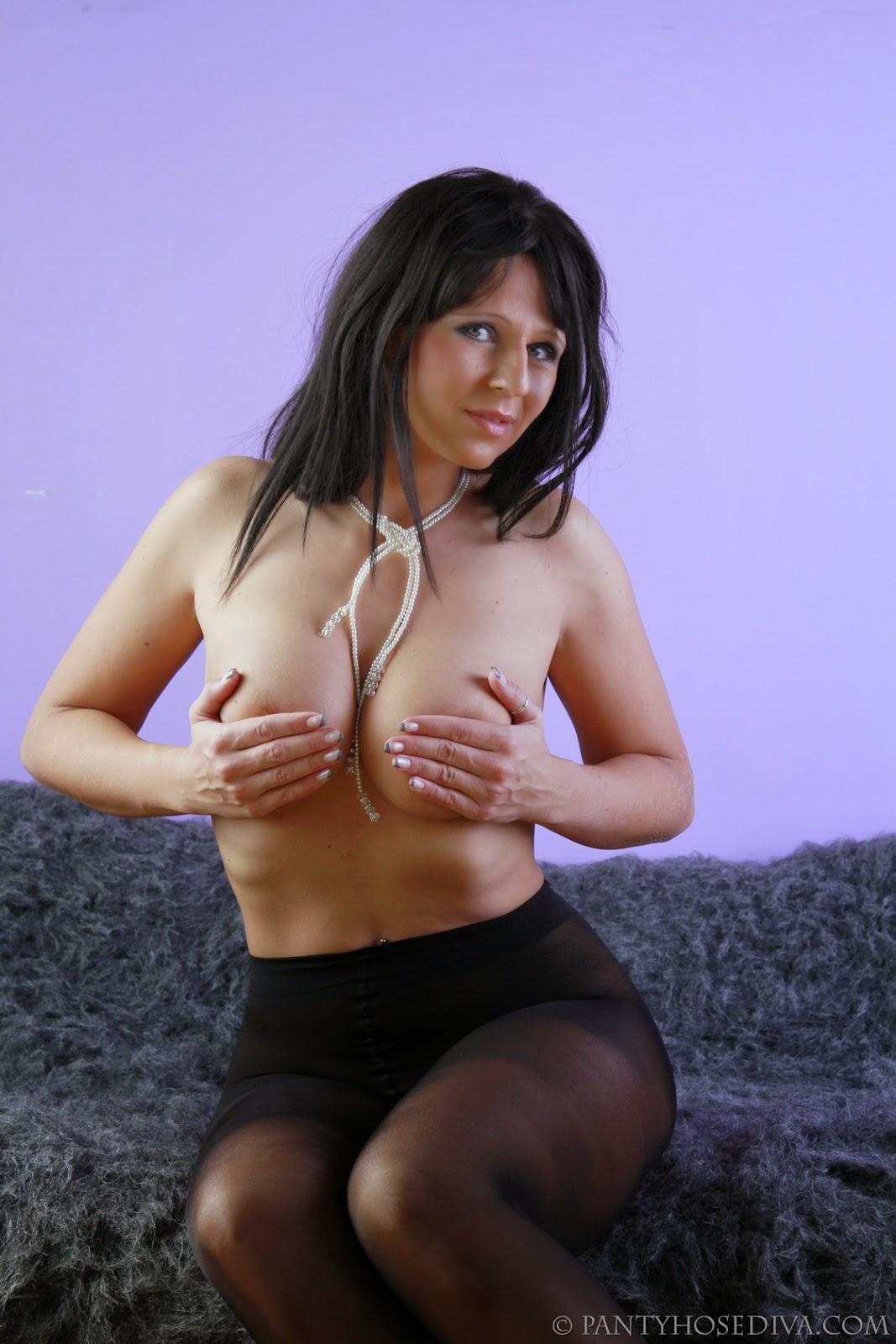 Haired Pantyhose 17