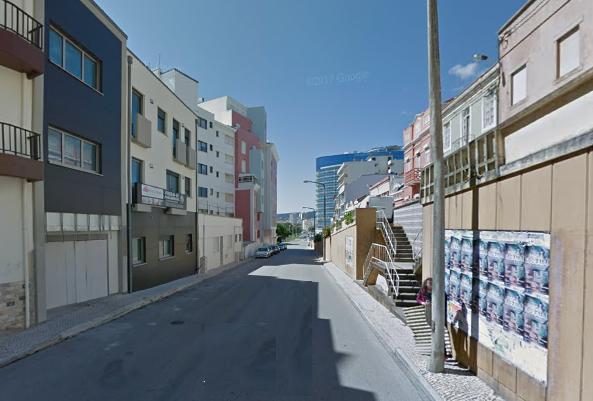 Será que a rua Alto do Viso não pertence à Figueira da Foz!?