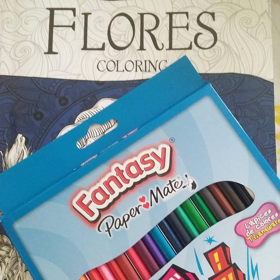 Cómo voy con mi libro para colorear? FLORES (Ediciones Mirlo ...