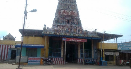 Kundrathur Temples - Rahu Sthalam, Perumal Temple and Shiva Temples