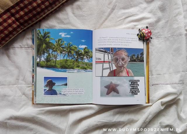 karaiby z dzieckiem nela i skarby karaibow książka podróżnicza dla dziecka