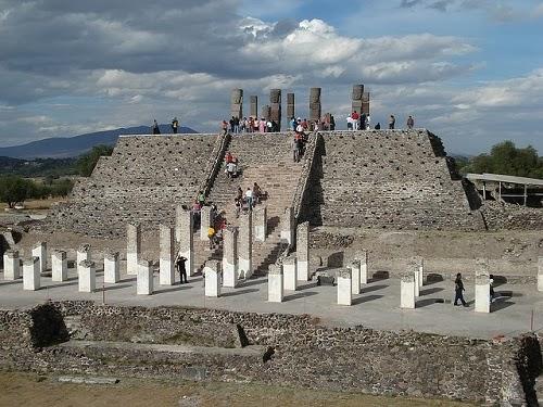 diaforetiko.gr : 3 Την πόλη Τούλα των Τολτέκων, στο Μεξικό, την έφτιαξαν εξωγήινοι;;;