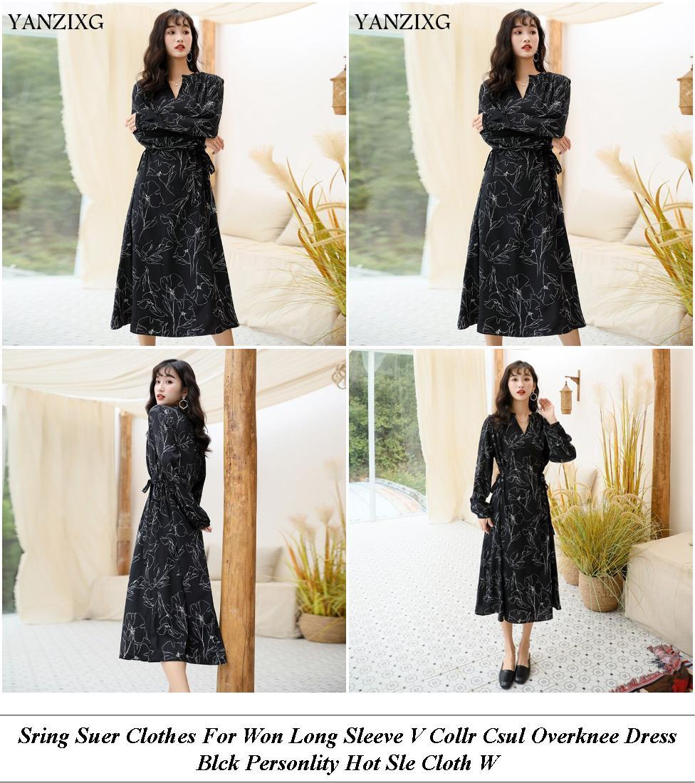 Elegant White Dresses Plus Size - Commercial Shop Sale - Winter Dresses For Wedding