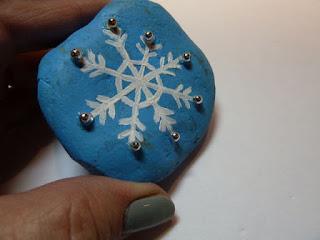 snowflake rock