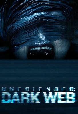 Unfriended Dark Web Dvd