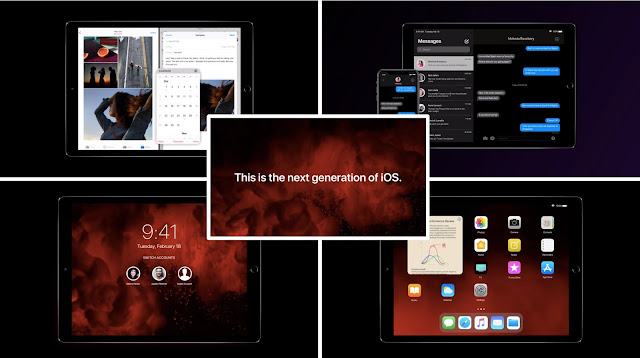 This iOS 13 concept highlights dark mode, revamped home screen & more