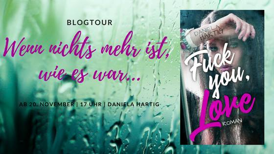 "Blogtour ""Fuck you, Love"""