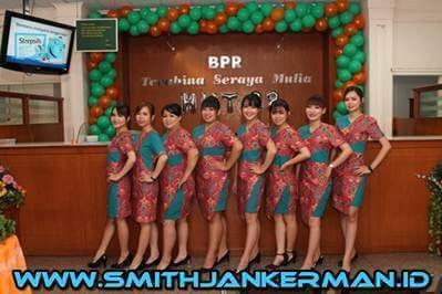 Lowongan PT. BPR Terabina Seraya Mulia Pekanbaru Mei 2018