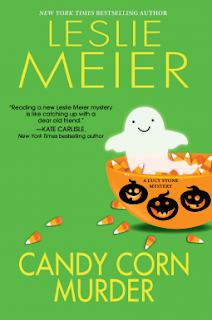 Candy Corn Murders cover