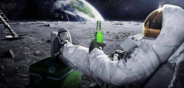 Θα πάμε στο φεγγάρι, και θα' ναι μέρα μεσημέρι!