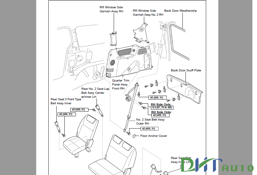 everything need know about from every available found community shared  descripci�n  2005 toyota sienna repair service manual service repair