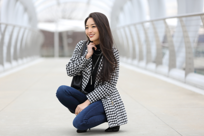 where to buy Houndstooth Coat