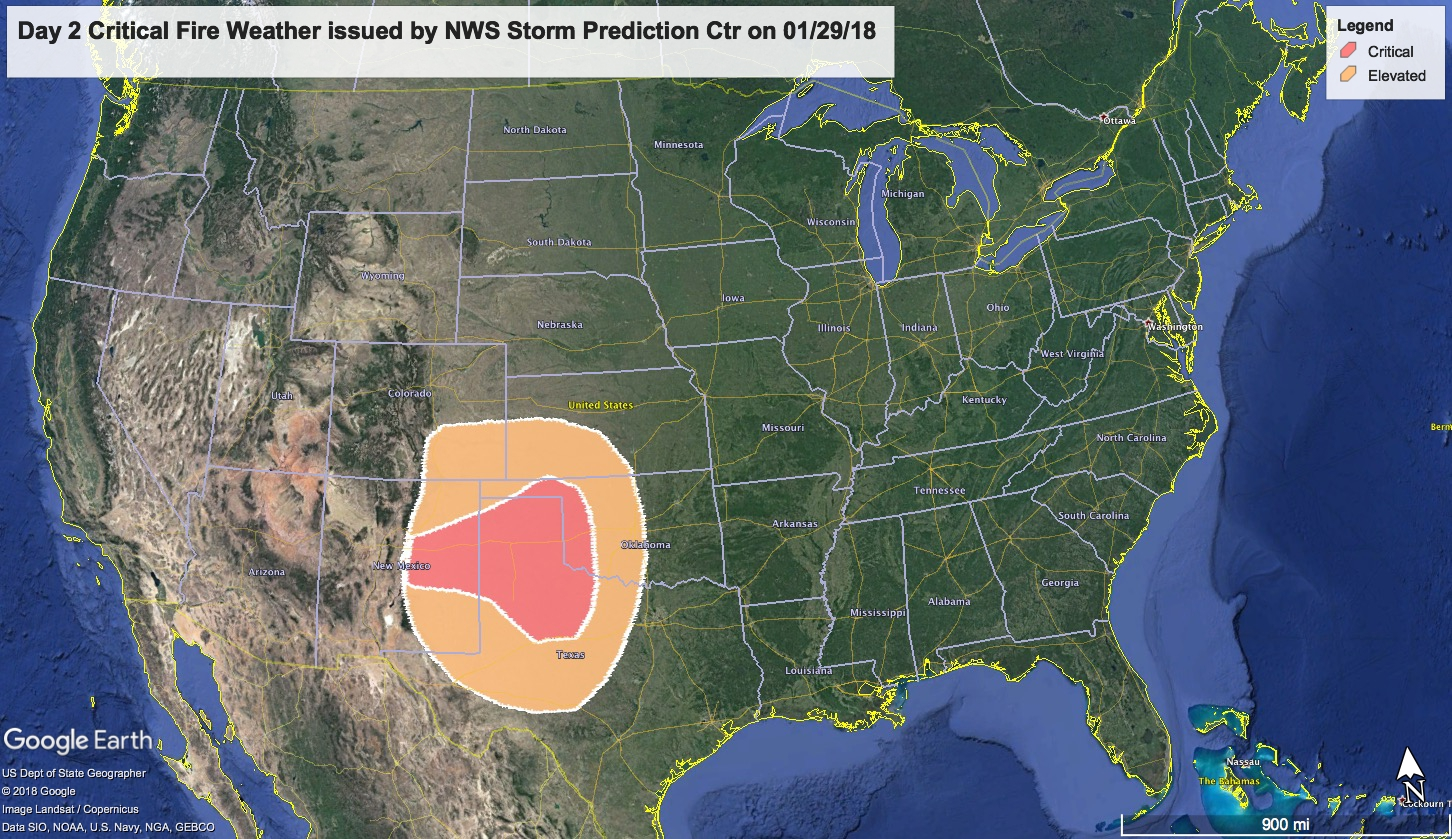 there has been wildfire activity in and around oklahoma but to the best of my knowledge the wildfires are not yet severe the wfdna continues to be used