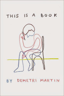 This Is A Book by Demetri Martin book cover