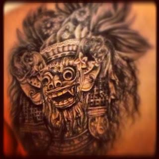 Tato Barong Bali