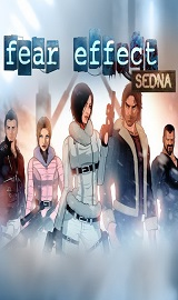 fear effect sedna pc cover - Fear Effect Sedna-CODEX