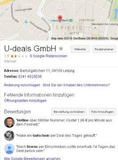 Die U-Deals GmbH meldet Insolvenz an