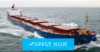 Master, Chief Engineer, Chief Officer, 2/E, Electrician For Bulk Carrier Vessel