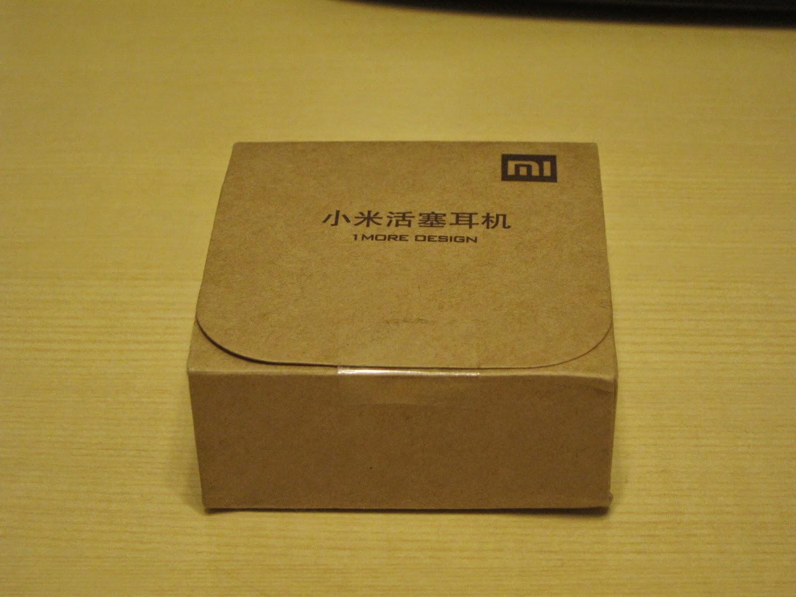 IMG 2289 - [開箱] 聽歌神器?新小米活塞耳機 $495 入手!