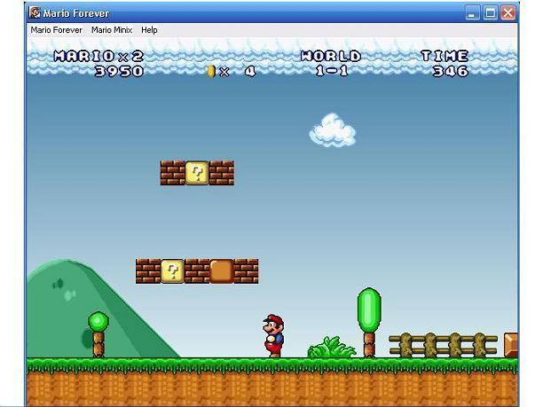 حصرياً لعبة Super Mario Forever 4.0 من رفعي !!!