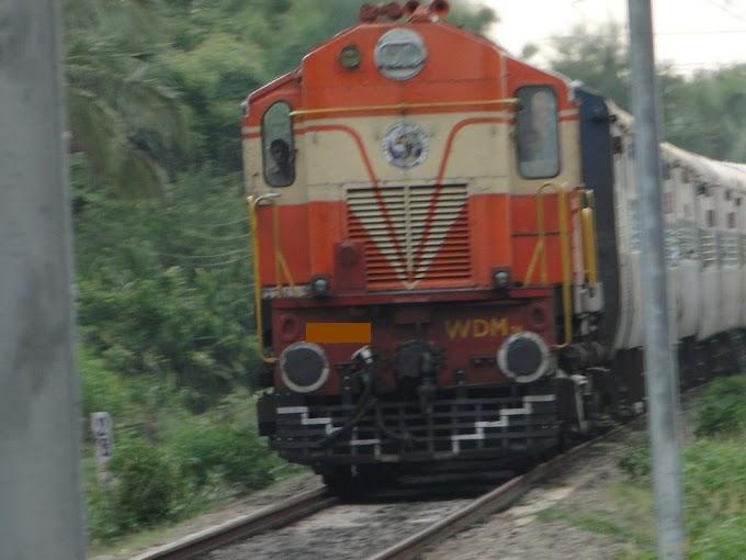 Ananthapuri Express, Trivandrum - Chennai Egmore