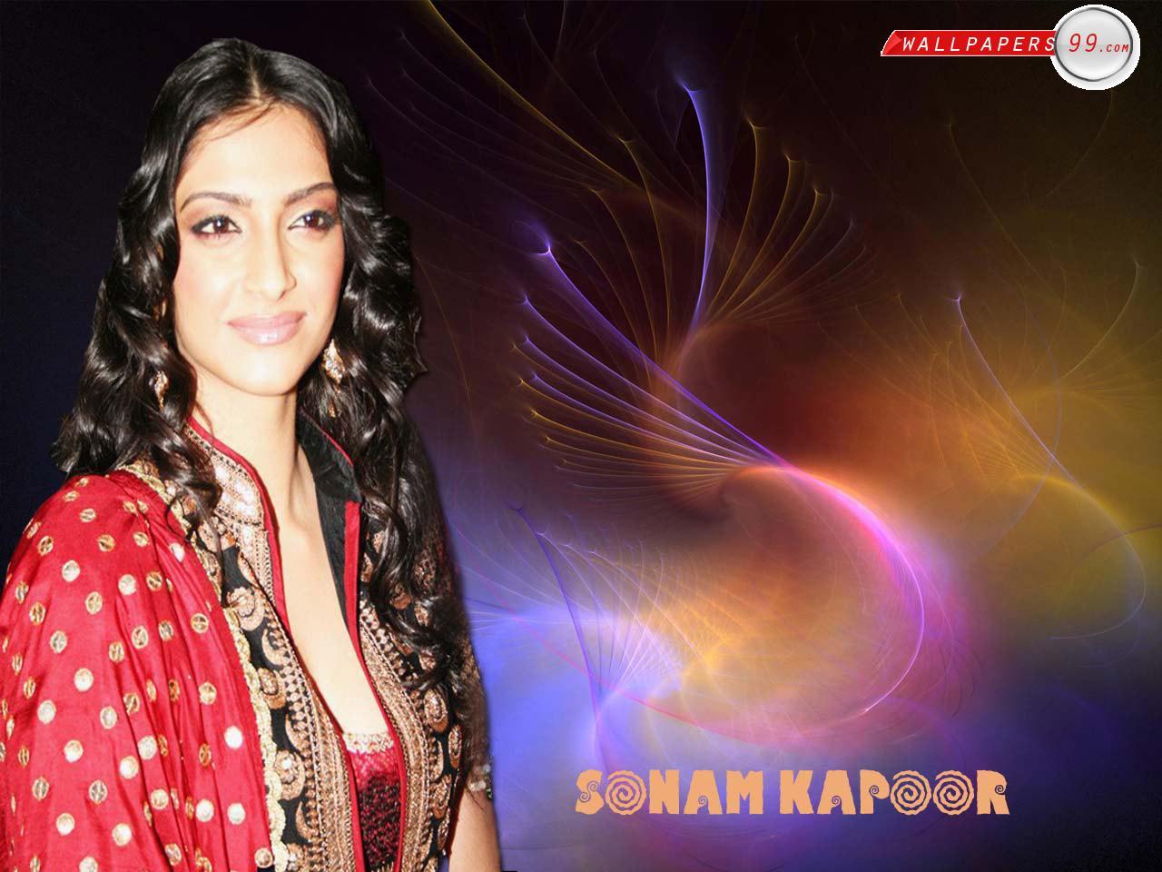 Delhi Ka Deewana: Sonam Kapoor Wallpapers