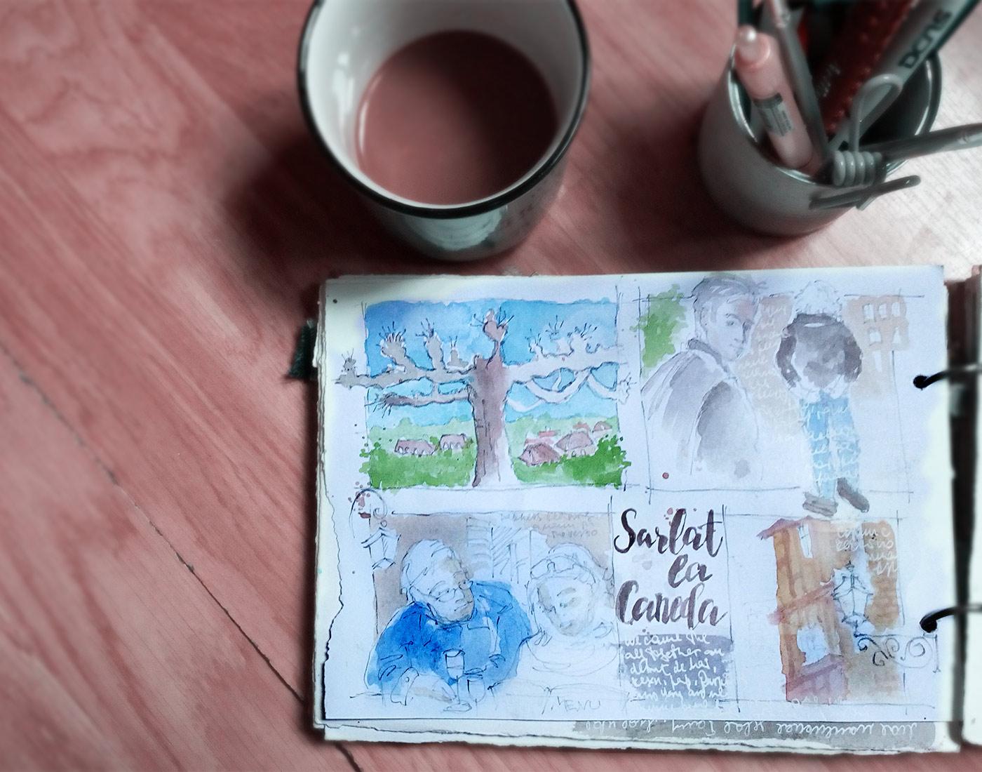 Sarlat-la-Caneda- Album