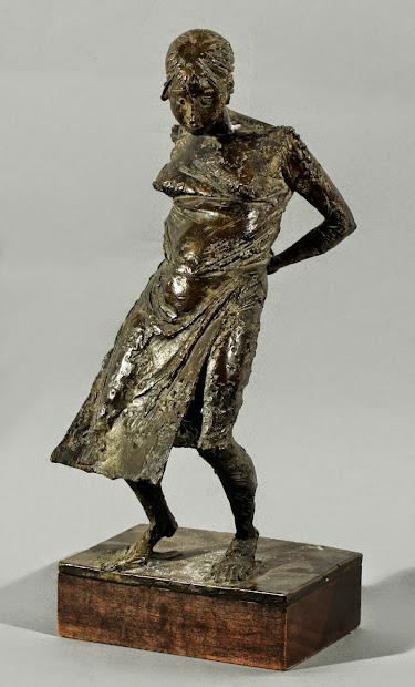 Bruno Lucchesi 1926 Genre Figurative Sculptor Tutt