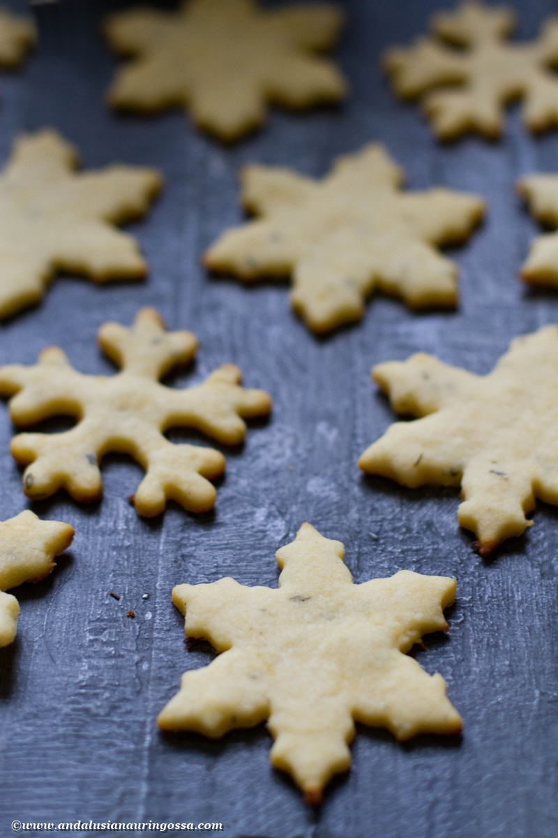 lemon and rosemary shortbread biscuits 2