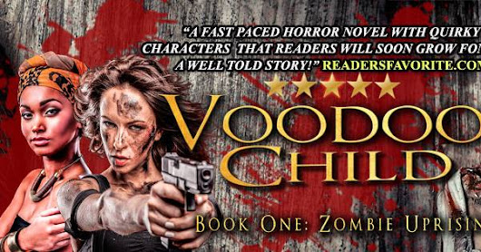 Voodoo Child, Book One: Zombie Uprising