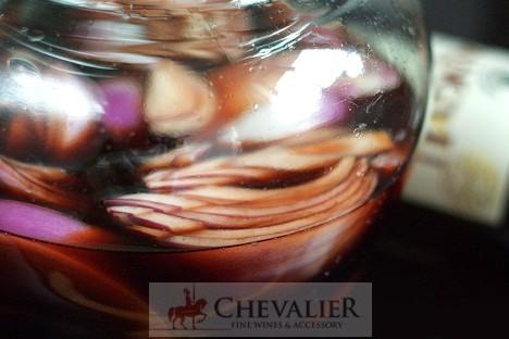 Tác dụng kỳ diệu của hành tây ngâm rượu vang đỏ