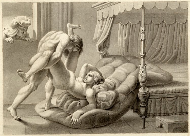 Beatiful nude milfs