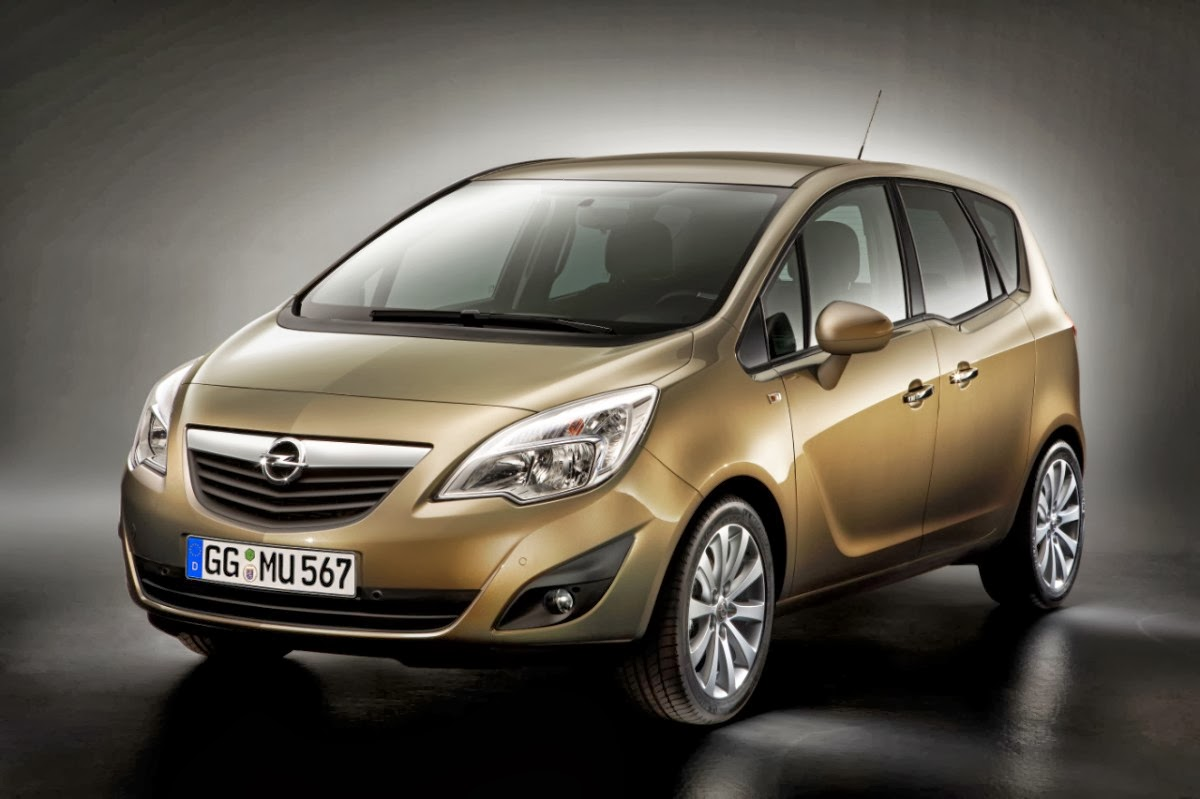 riwal888 blog new opel introduces meriva mpv in china priced between rmb 195 000 and rmb. Black Bedroom Furniture Sets. Home Design Ideas