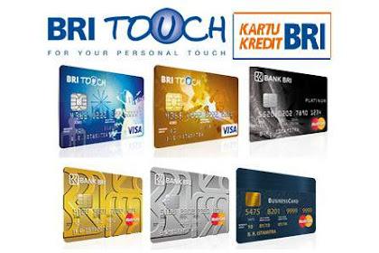 Review Kartu Kredit BRI Touch Lengkap dan Mudah dipahami