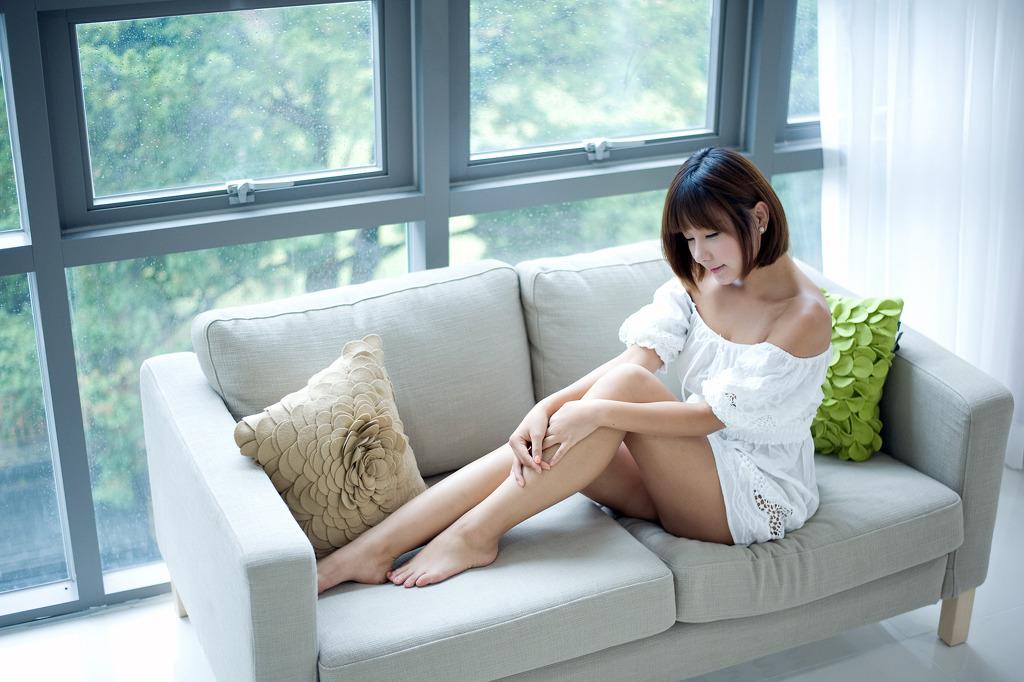 xxx nude girls: Long Legs Lee Yoo Eun