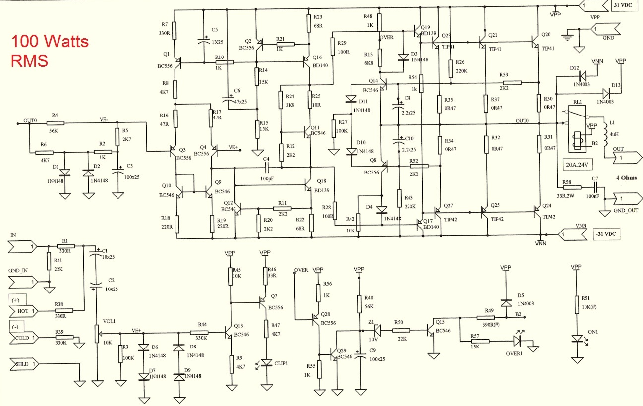 circuit diagrams and c5200 and a1943 datasheet [ 1297 x 819 Pixel ]