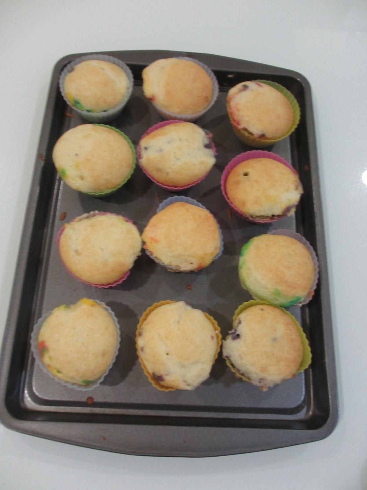 Plain Box Cake Mix