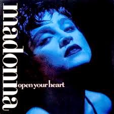 Madonna Open Your Heart Lyrics