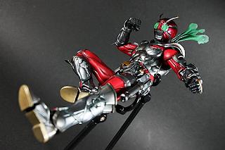 RJ'sGunpla: Review : S.I.C Vol 62 Kamen Rider ZX