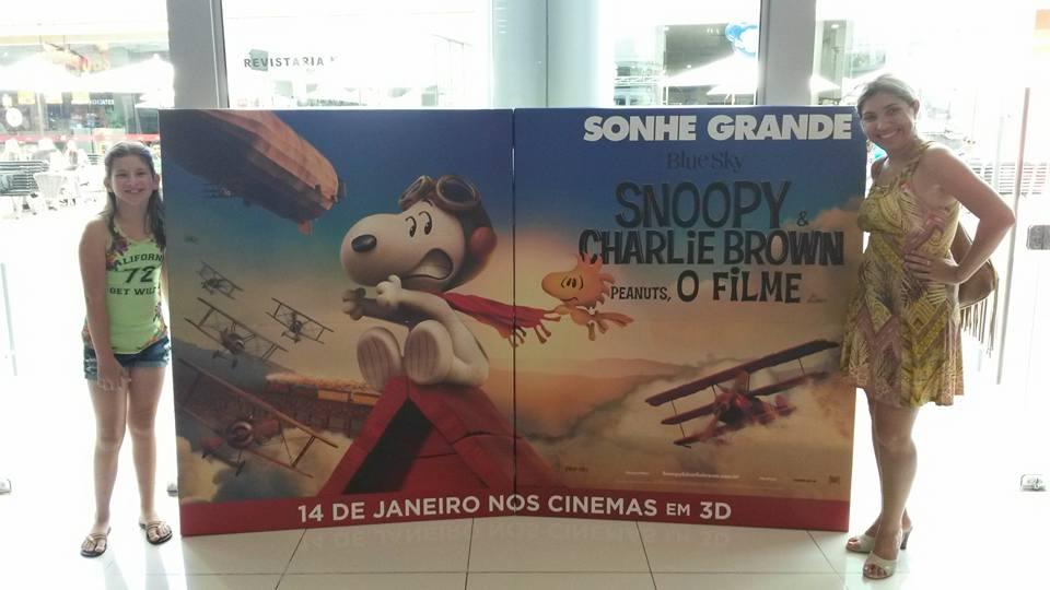 Leitura Kriativa: CineKriativa: Snoopy e Charlie Brown