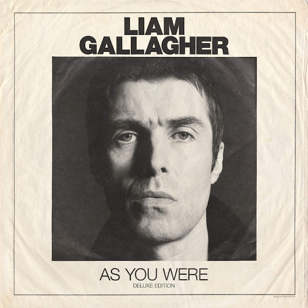 Liam Gallagher - As You Were (Deluxe Edition) Cover