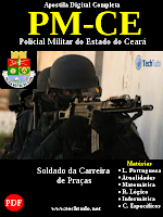 Apostila 2016 Grátis PM-CE Polícia Militar do Ceará