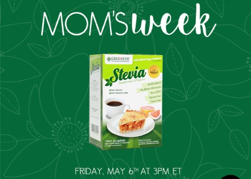 Greeniche Stevia Free Sample + Coupon